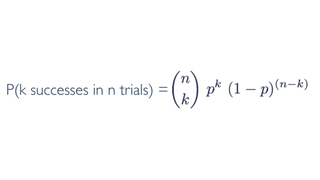 Binomial Distribution -
