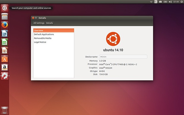 Best Linux Desktop Environment - Unity