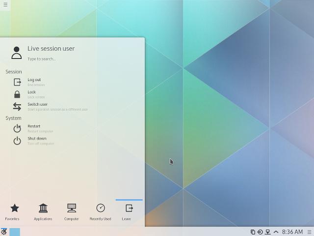 Best Linux Desktop Environment - KDE