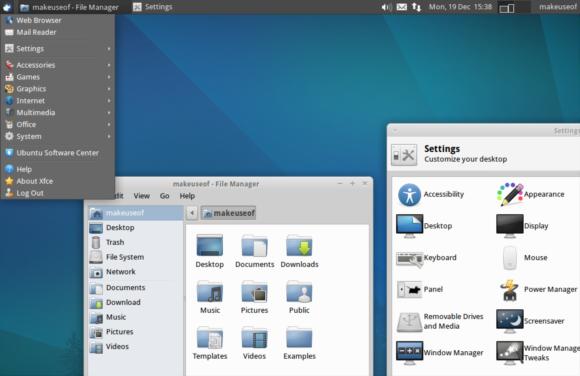 Best Linux Desktop Environment - Xfce