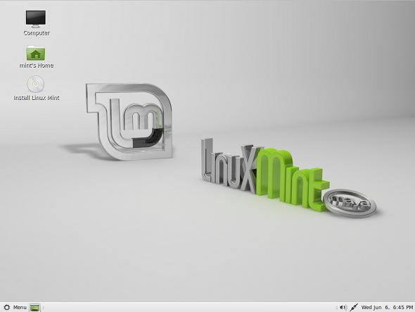 Best Linux Desktop Environment - MATE