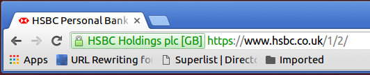 SSL Certificate - Secure Sockets Layer